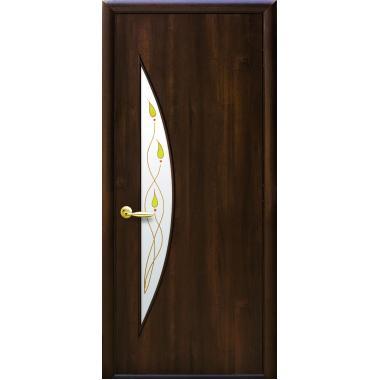 Дверное полотно Новый Стиль Луна+Р1