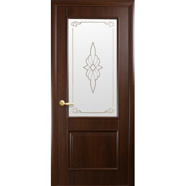 """Дверное полотно Новый Стиль ПВХ """"Вилла"""" +Р1"""
