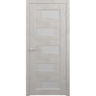 Дверное полотно   Альберо Гавана стекло сатин
