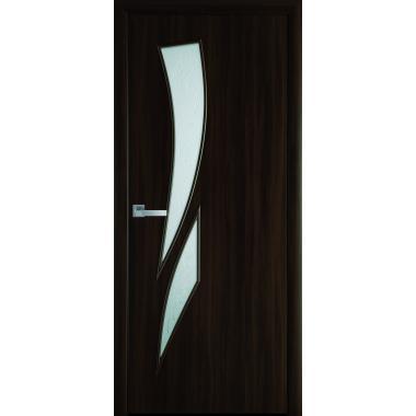 """Дверное полотно Новый Стиль """"Камея""""+стекло"""