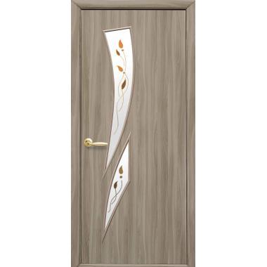Дверное полотно Новый Стиль Камея+Р1