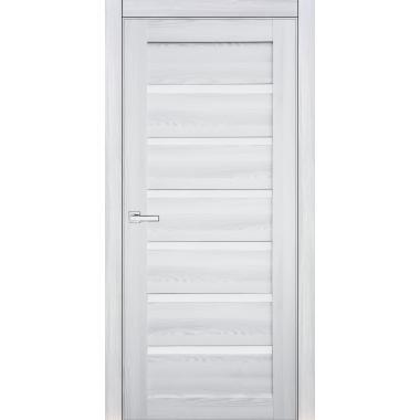 Дверное полотно  Эстет RE44 клен айс
