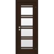 Дверное полотно Rodos Angela со стеклом сатин